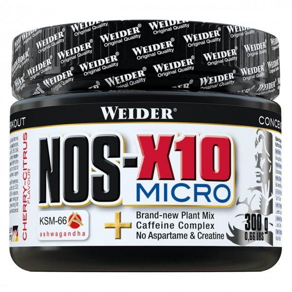 Weider Nos-X10 Micro (300g)