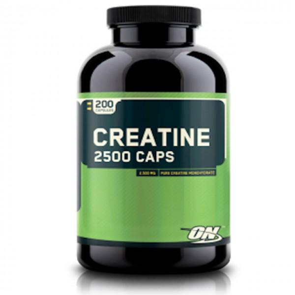 Optimum Nutrition Creatine 2500 (200 Kapseln)