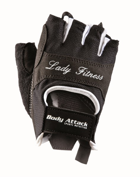 Body Attack Handschuhe Lady Fitness