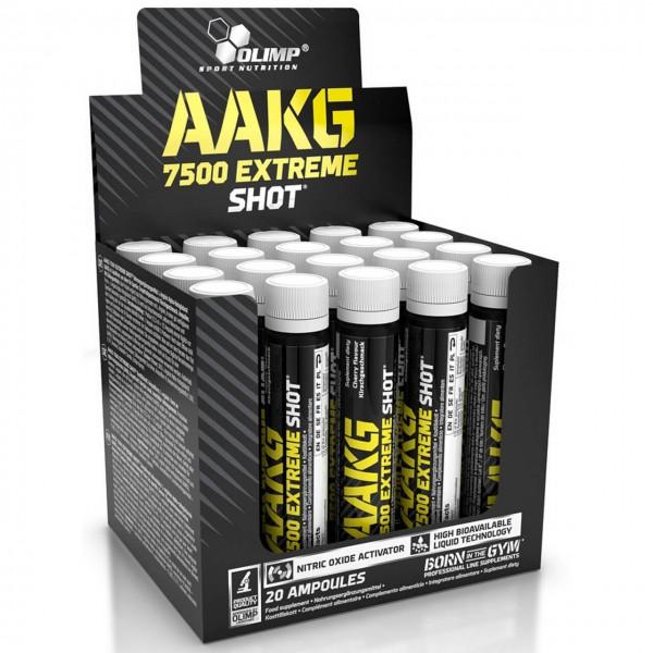 Olimp AAKG 7500 Extreme Shot (20x25ml)