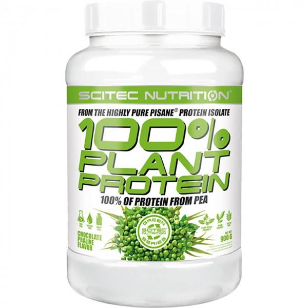 Scitec Nutrition 100% Plant Protein (900g)