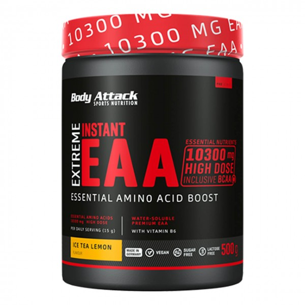 Body Attack Extreme Instant EAA (500g)