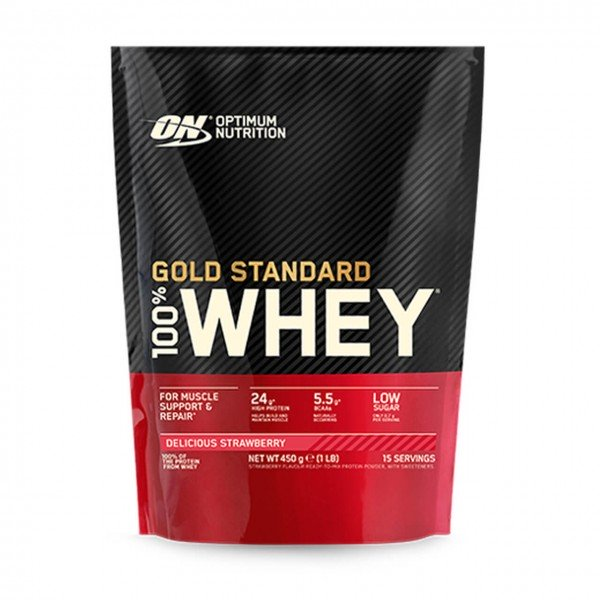 Optimum Nutrition 100% Whey Gold Standard (450g)