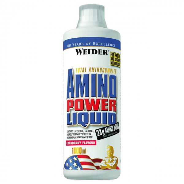 Weider Amino Power Liquid (1000ml)