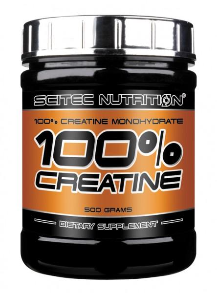 Scitec Nutrition 100% Creatin Monohydrat (500g)