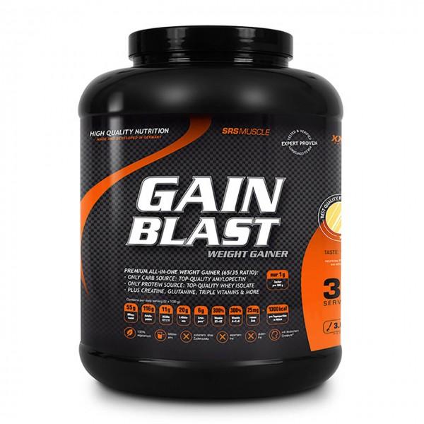 SRS Muscle Gain Blast (3000g)