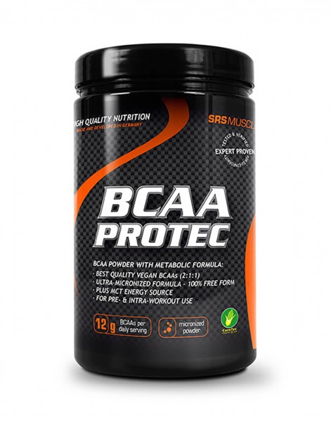 SRS Muscle BCAA Protec (414g)