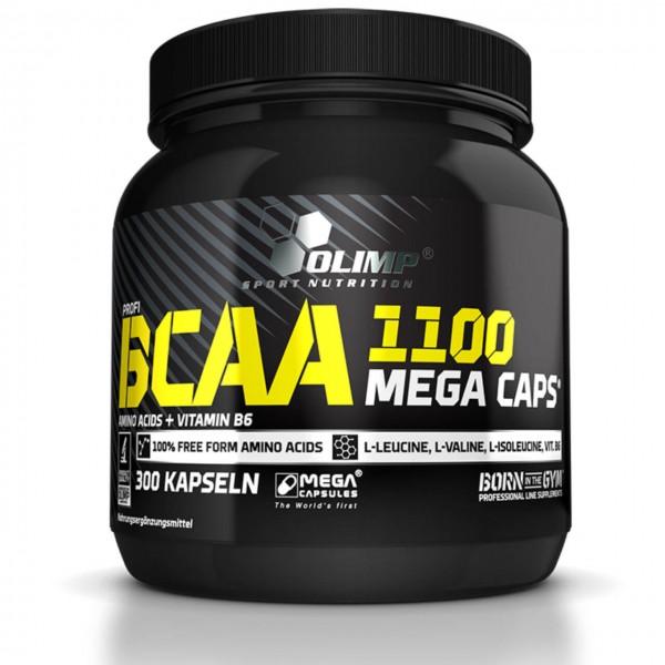 Olimp BCAA Mega Caps (300 Kapseln)
