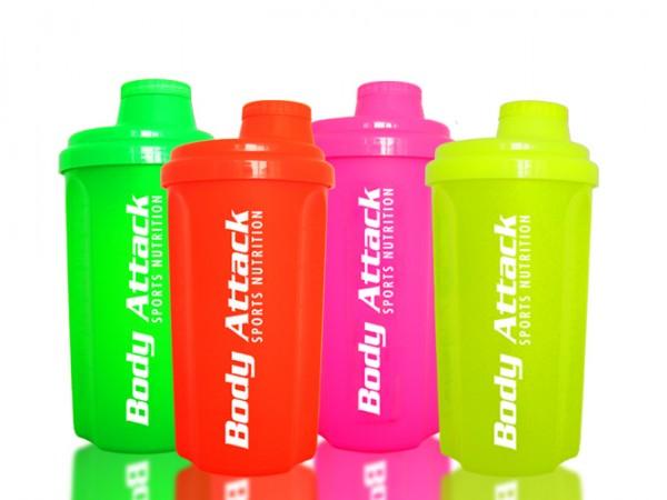 Body Attack Protein Shaker