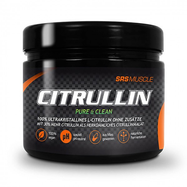 SRS Muscle Citrullin (250g)
