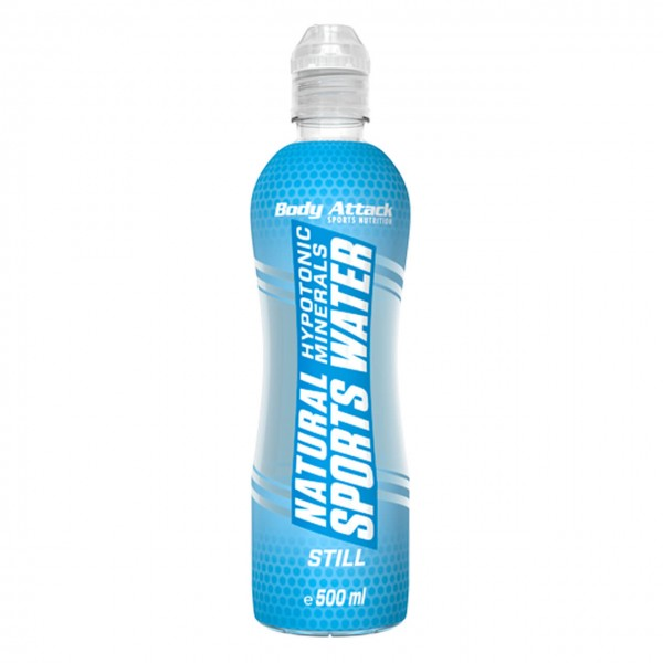 Body Attack Natural Sports Water (500ml)
