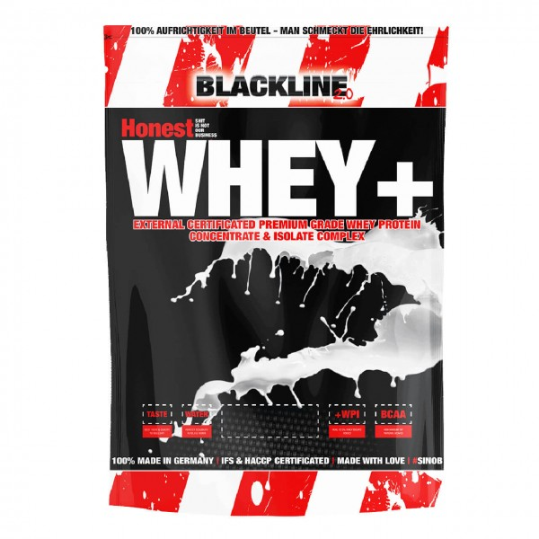 Blackline 2.0 Honest Whey+ (1000g)