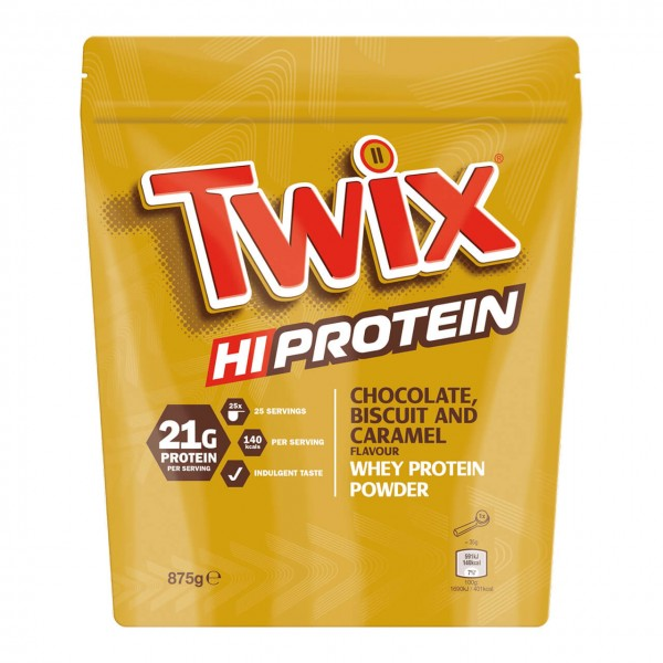 Twix Hi-Protein Powder (875g)