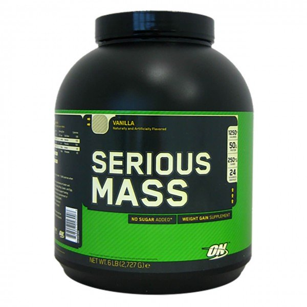 Optimum Nutrition Serious Mass (2727g)