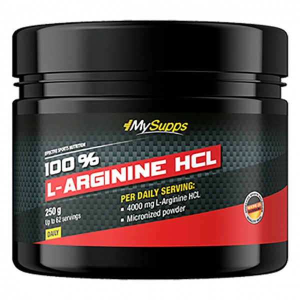 My Supps L-Arginine Powder (250g)