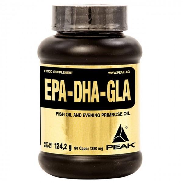 Peak EPA-DHA-GLA (90 Kapseln)