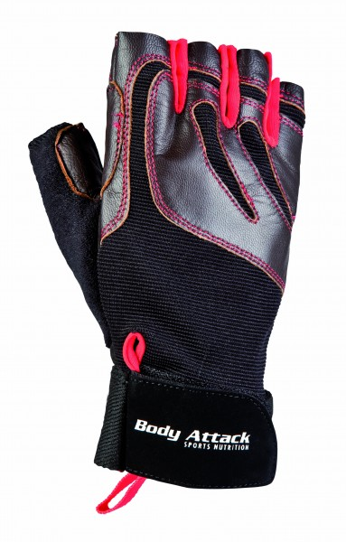 Body Attack Handschuhe Deluxe