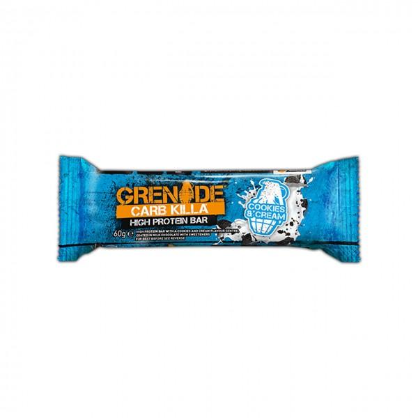 Grenade Carb Killa Bar (60g)
