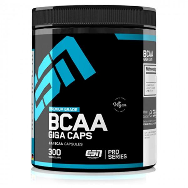 ESN BCAA Giga Caps (300 Kapseln)
