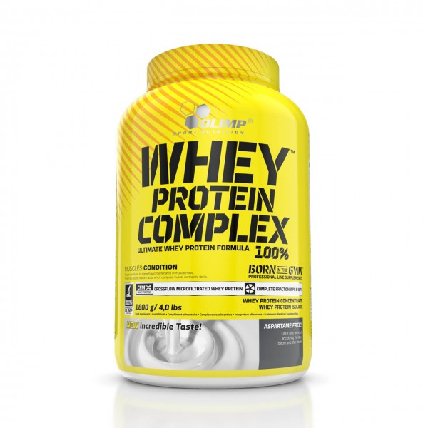 Olimp Whey Protein Complex 100% (1800g)