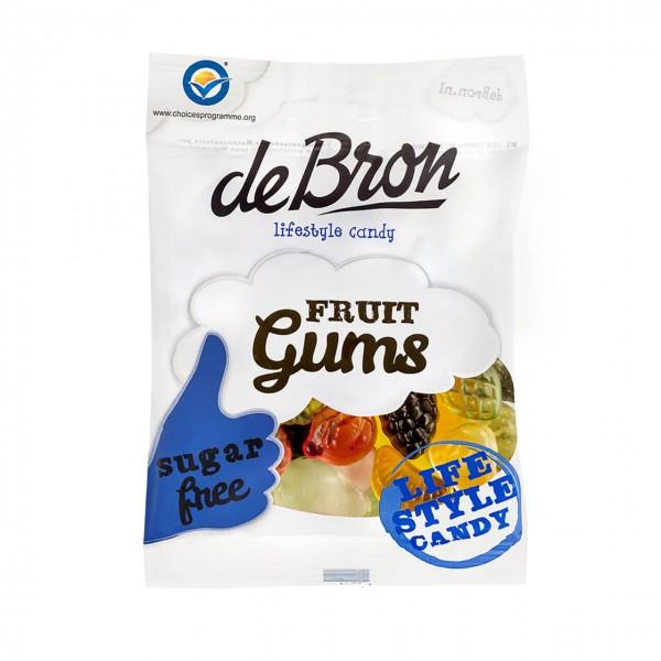 de Bron Fruit Gums (100g)