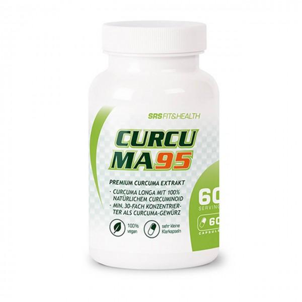 SRS Fit&Health Curcuma 95 (60 Kapseln)