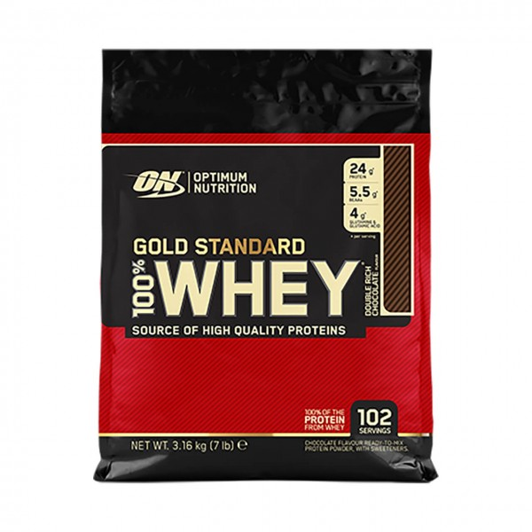 Optimum Nutrition 100% Whey Gold Standard (3160g)