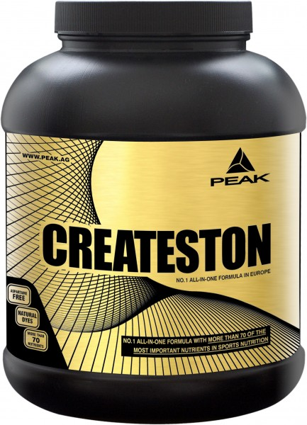 Peak Createston (1648g)