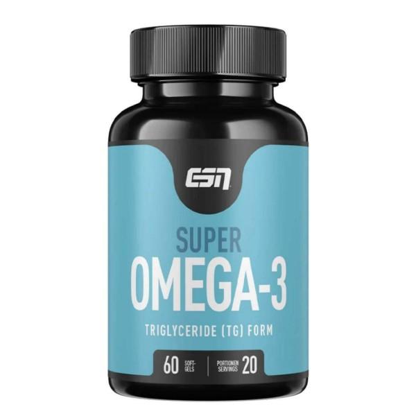 ESN Super Omega-3 (60 Kapseln)