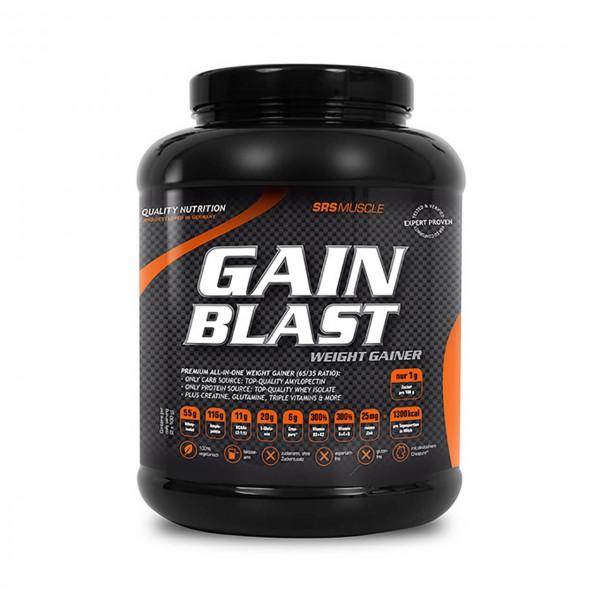 SRS Muscle Gain Blast (1400g)