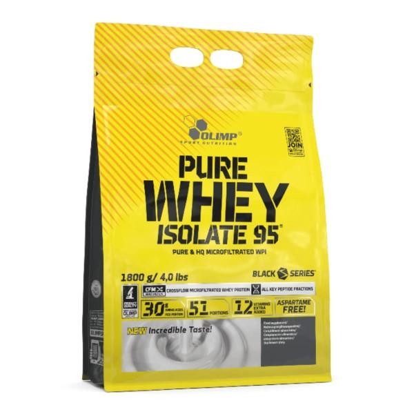Olimp Pure Whey Isolate 95 (1800g)