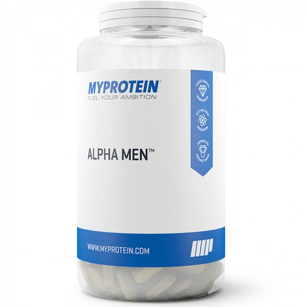 MyProtein Alpha Men (120 Tabletten)