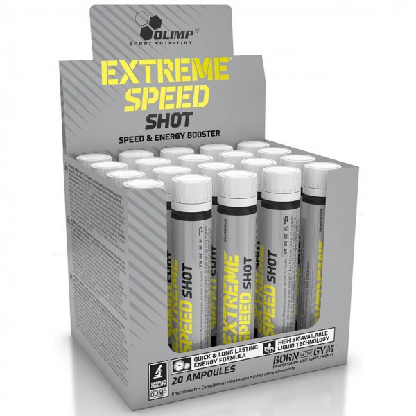 Olimp Extreme Speed Shot (20x25ml)