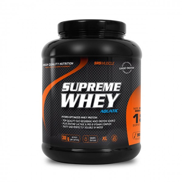 SRS Muscle Supreme Whey Protein