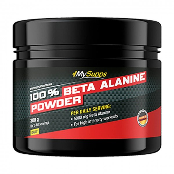 My Supps 100% Beta Alanine (300g)