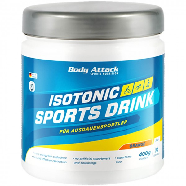 Body Attack Isotonic Sports Drink