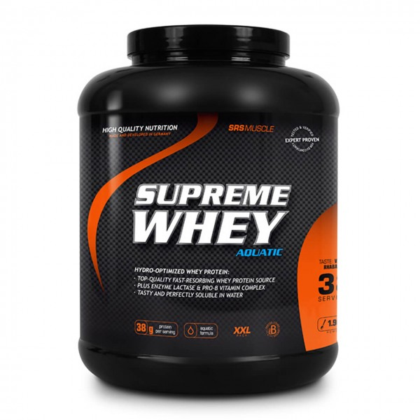 SRS Muscle Supreme Whey (1900g)