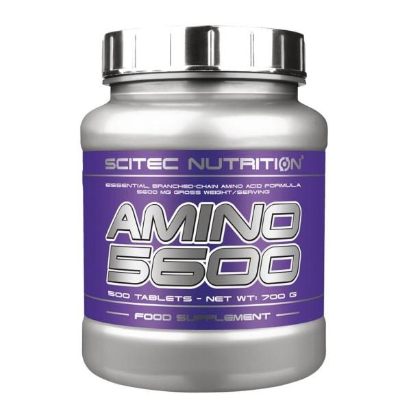 Scitec Nutrition Amino 5600 (500 Tabletten)