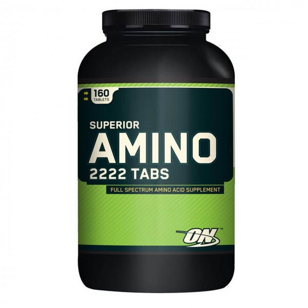 Optimum Nutrition Superior Amino 2222 (160 Tabletten)