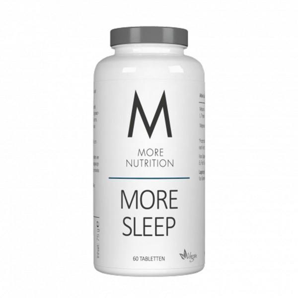 More Nutrition More Sleep (60 Tabletten)