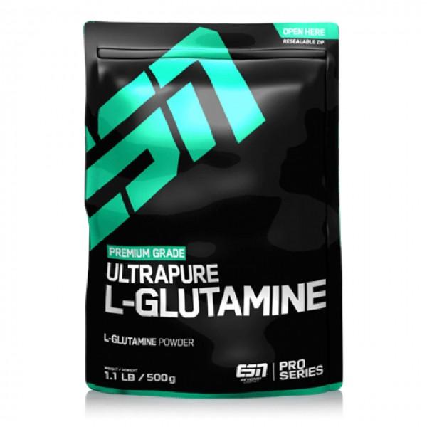 ESN Ultrapure L-Glutamine Powder (500g)
