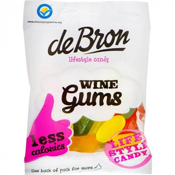 de Bron Wine Gums (100g)