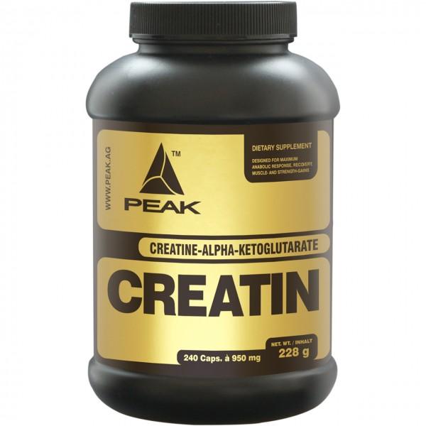 Peak Creatin AKG (240 Kapseln)