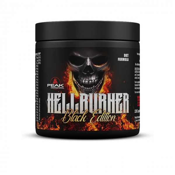 Peak Hellburner Black Edition (120 Kapseln)
