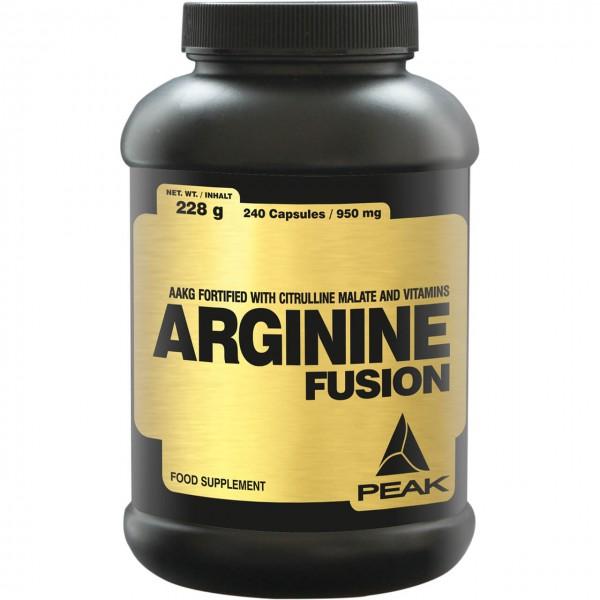 Peak Arginine Fusion (240 Kapseln)