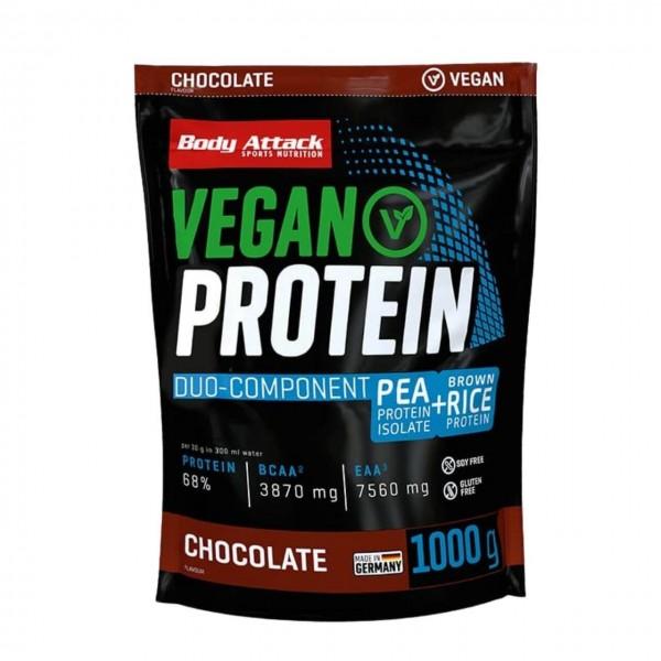 Body Attack Vegan Protein (1000g)