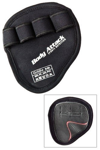 Body Attack Grip Pads