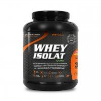SRS Muscle Whey Isolat (900g)