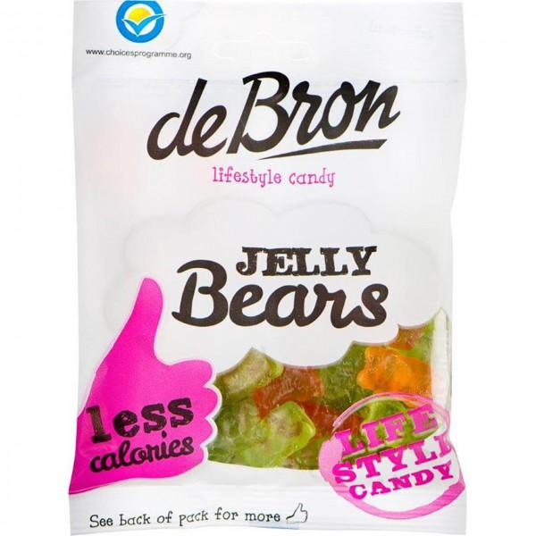 de Bron Jelly Bears (100g)