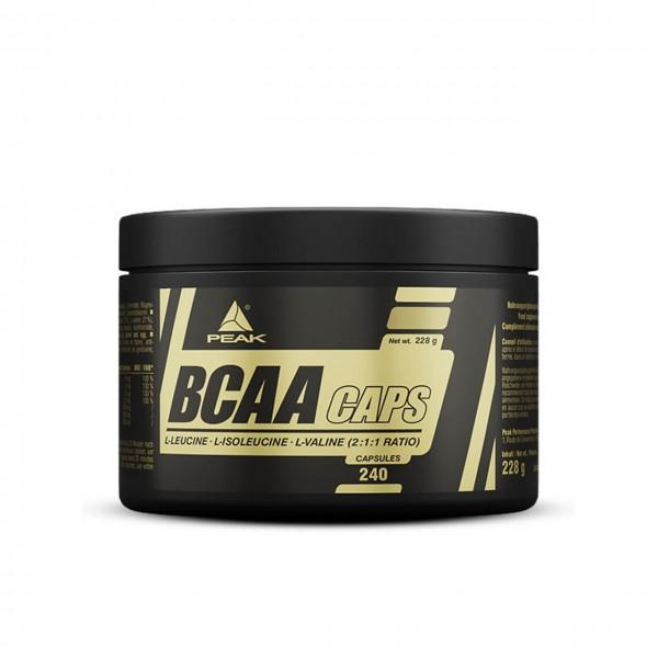 Peak BCAA Caps (240 Kapseln)
